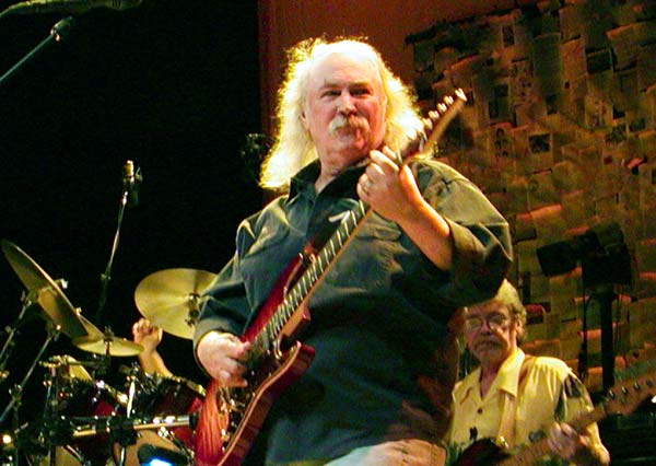 David Crosby (& Friends)