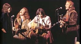 Crosby, Stills, Nash (and sometimes Young)